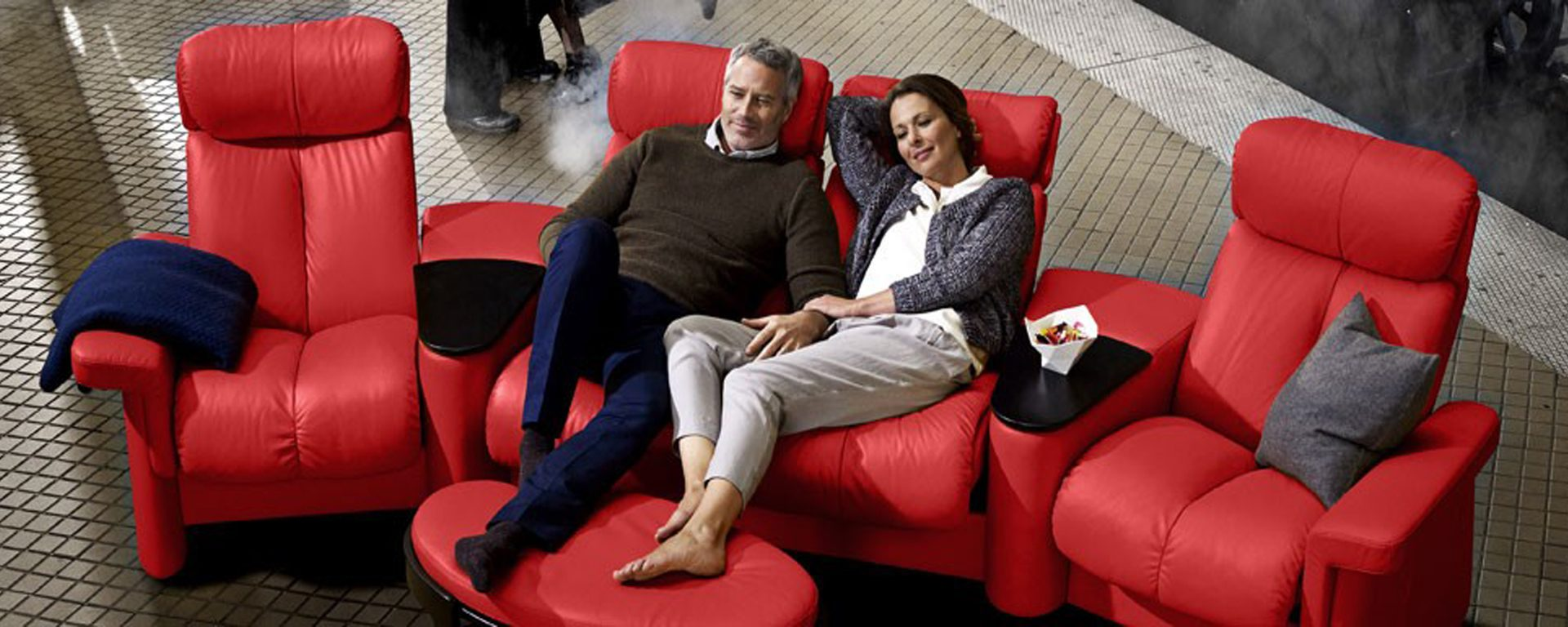 30% Off Stressless Recliners