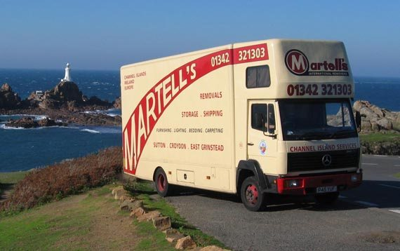 Domestic Removals - Martell's International Removals