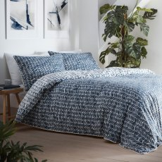 Loft Navy Duvet Set