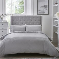 Amalfi Grey Duvet Set