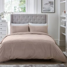 Amalfi Blush Duvet Set