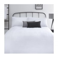 Amalfi White Duvet Set