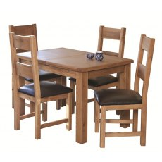 Hampstead 120-160 Extending Dining Table