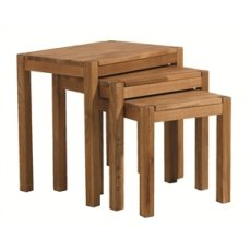Royal Oak Nest of Tables