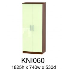 Knightsbridge 2 Door Wardrobes