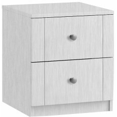 Salsa 2 Drawer Bedside Chest