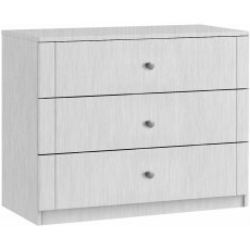 Salsa 3 Drawer Chest