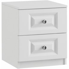 Tango 2 Drawer Bedside Chest